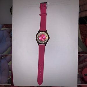 Marc Jacobs watch!!! PINK